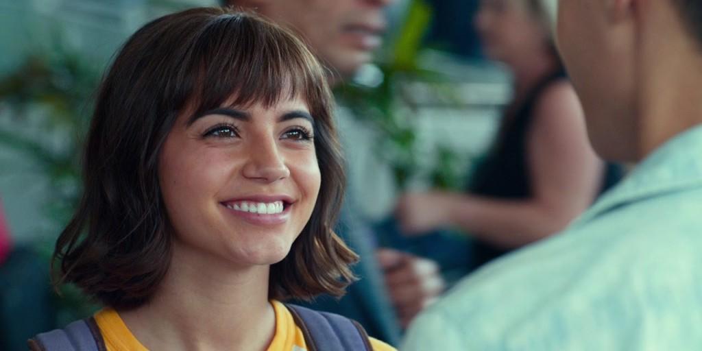 影評/《朵拉與失落的黃金城》可愛致敬卡通 女主角「完美還原」高中生版朵拉!