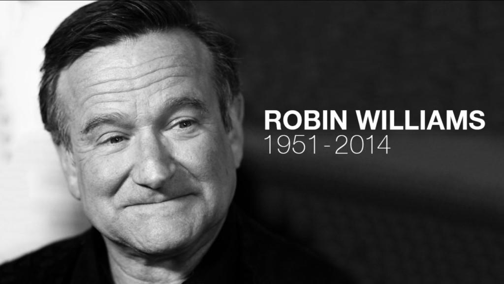 羅賓威廉斯逝世5周年/搞怪配音《阿拉丁》神燈精靈成經典 了結前卻痛哭「忘了怎麽搞笑」