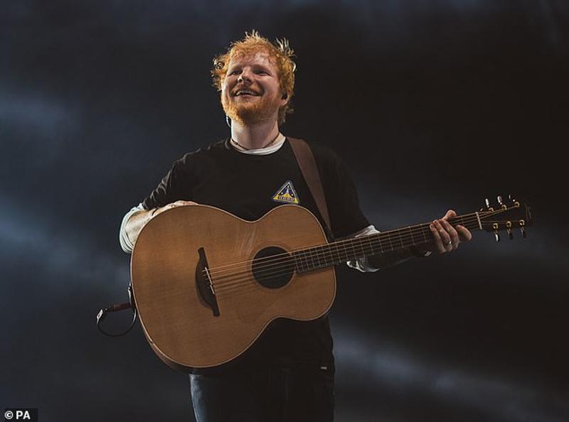 紅髮艾德結束900多萬觀眾2年巡演 激動宣布「暫別歌壇」:接下來不會有任何公開表演
