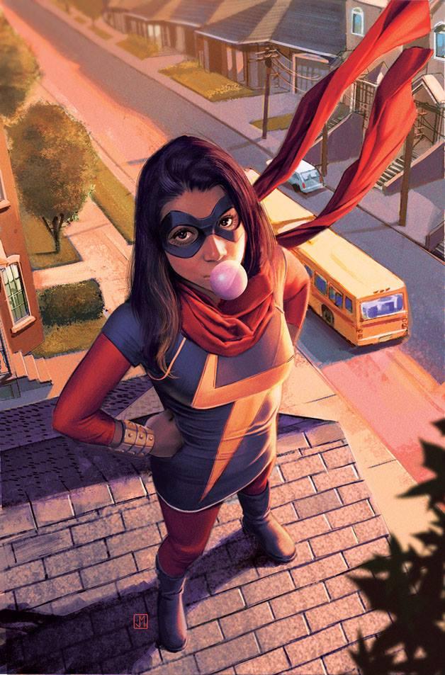 漫威宣布找到蜘蛛人的「完美替代品」 跟他的「設定完全一樣」還是女英雄!