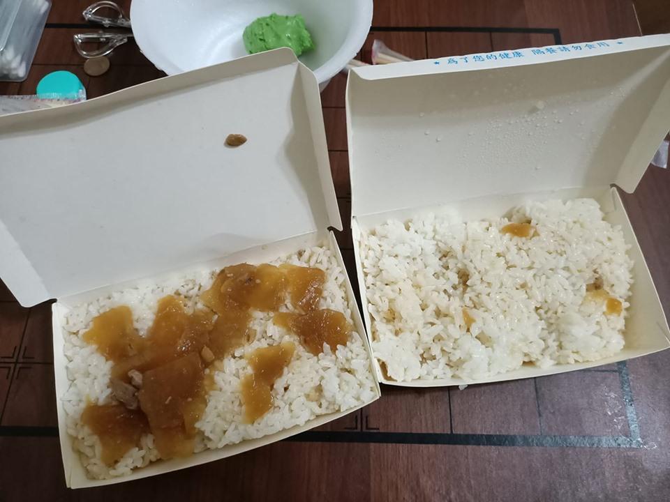 她買2盒白飯+肉汁「結帳闆娘喊100」 網友傻眼:乾脆直接買魯肉飯...