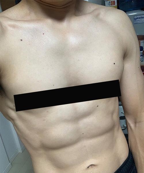 日男5個月內「減肥成功還練出腹肌」被瘋傳 他公開「不控制飲食、不健身」原則超勵志!