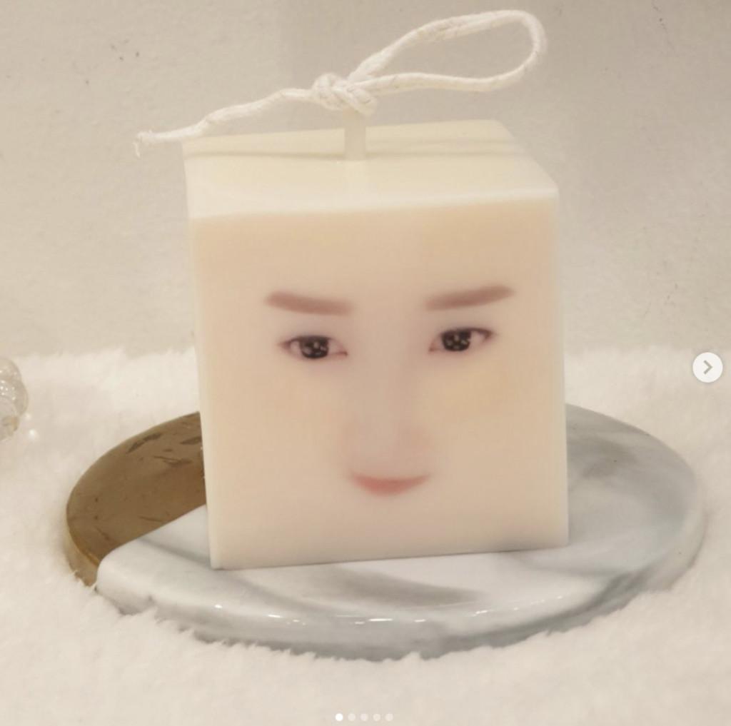 韓國「人臉蠟燭」怪到大爆紅 網看「超俗價格」讚爆:整人聖品