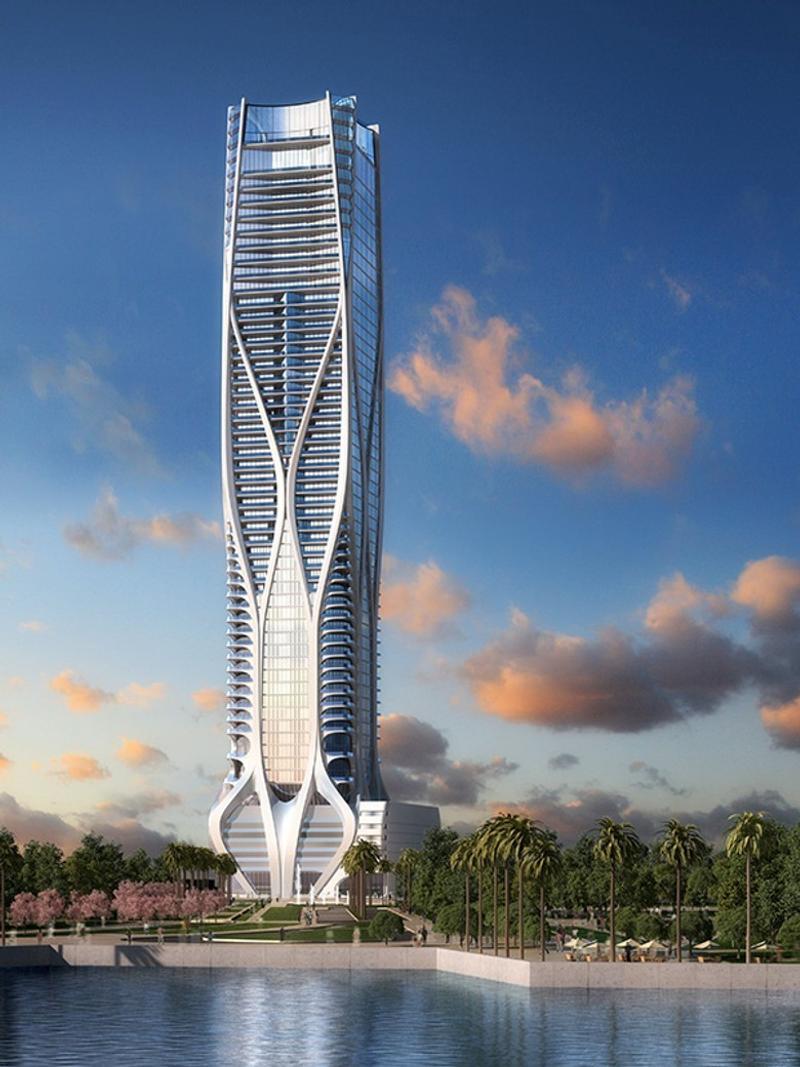 大衛貝克漢「13.6億豪華大樓」內部設計曝光 網看「頂樓超狂構造」秒傻眼:隨時可以飛!