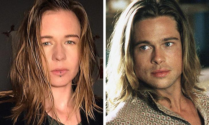 20張證明大明星「有秘密雙胞胎」的驚奇照片 她神複製「黑寡婦」粉絲也分不出來!