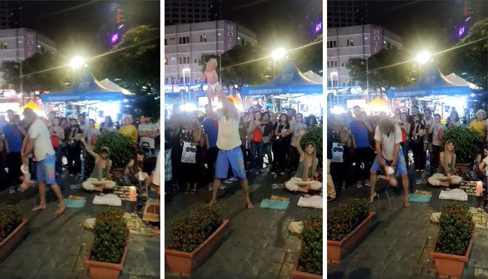 網爆外國背包客「特愛來亞洲」騙吃騙喝 賣照片、免費擁抱其實都是「專業詐騙」
