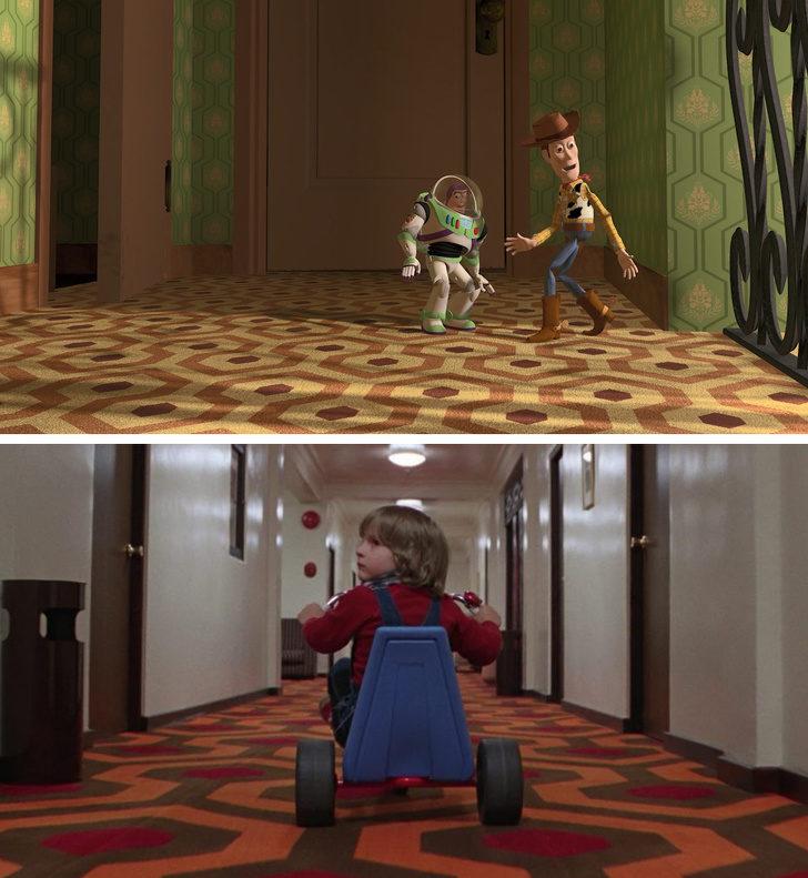 20個「細微到你完全沒發現」的超驚喜電影小細節 《動物方城市》竟然出現艾莎與安娜!