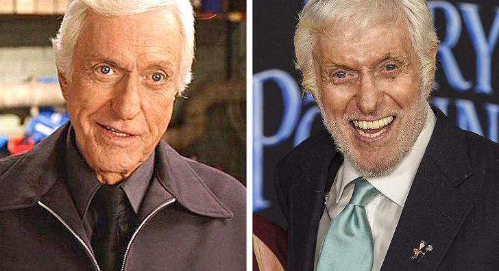 魅力爆表的白髮演員!盤點11位「年過80歲」的氣質明星 《鬼店》男主角現在竟越老越帥