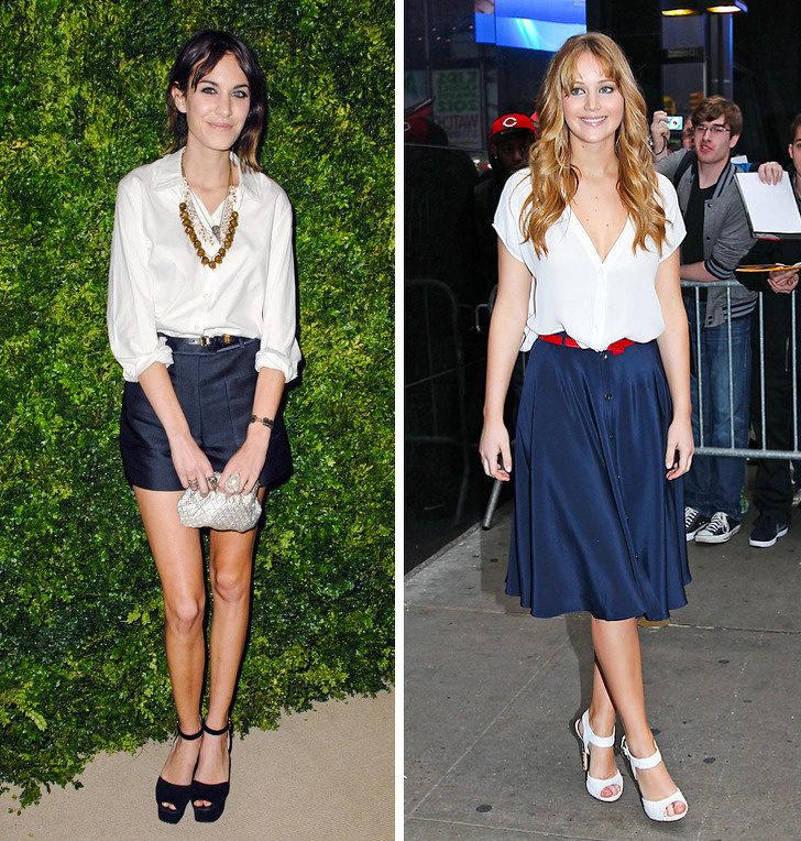 「衣櫃必備」的12件實穿單品 「一件白T」讓你一個月不撞outfit!