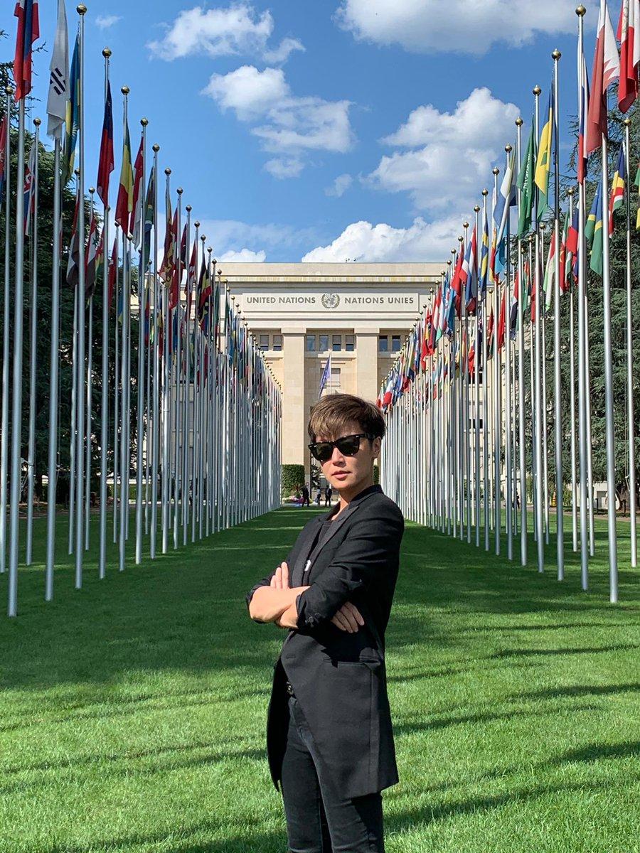 何韻詩「受邀聯合國」發表人權演講 中國「2分鐘打斷2次」爆怒:她說香港是國家!