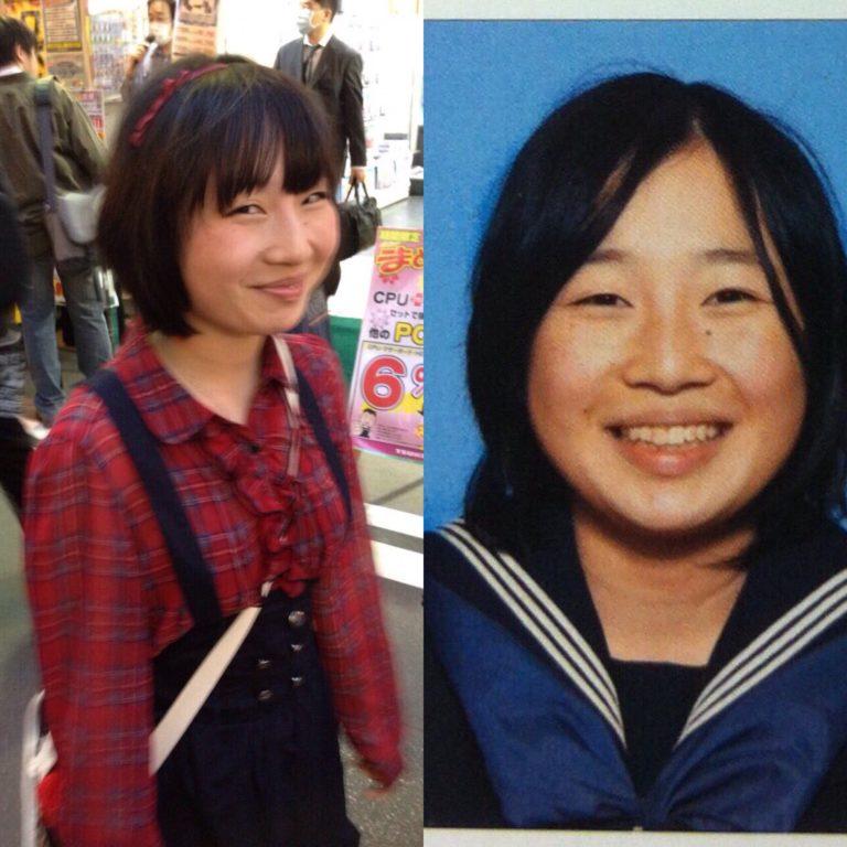 曾經沒人留意...日本少女靠1招變身「普妹→電眼正妹」 比二次元更狂的身材讓她瞬間爆紅
