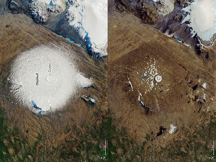 冰島舉行「大自然告別式」哀悼 它融到「沒資格當冰川」科學家嘆:人類該愧疚!