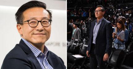 第一位台灣人NBA老闆!花735億收購布魯克林藍網 超高天價直接打破NBA紀錄