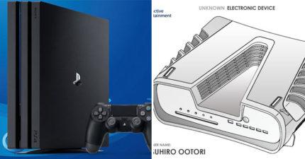 PS5外型流出?外媒搜出官方「深V設計」專家分析背後用意 玩家:超有意義必須買