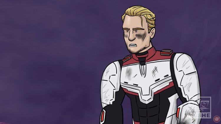 影/《復聯4》美國隊長是怎樣「還寶石」的?不只遇上紅骷髏...他「神還原完整過程」粉絲笑到噴淚