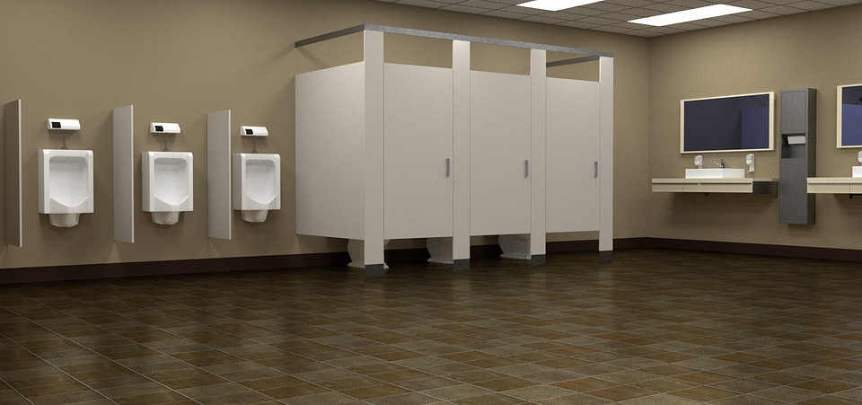 防四腳獸入侵!公廁設計出「體重感應」只要判定超過一人...馬上「高調驅離」!