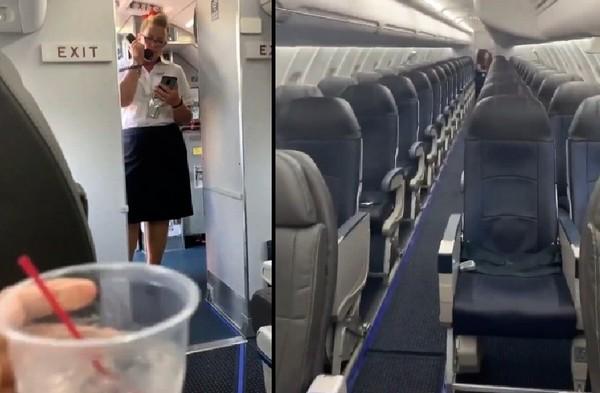 影/他登機後驚覺「乘客只有他一人」 直接享受「史上最狂待遇」讓網傻眼:太羨慕!