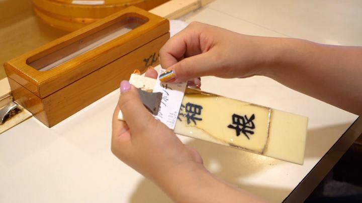 濃濃復古昭和感的「流水甜點店」 冰淇淋「搭小船」桌號也有玄機!