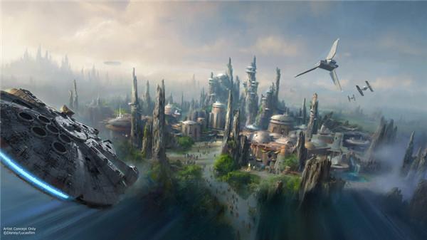 迪士尼推「星際大戰主題飯店」還原整座太空鑑 入住資格曝光:必須學會怎麼用光劍!
