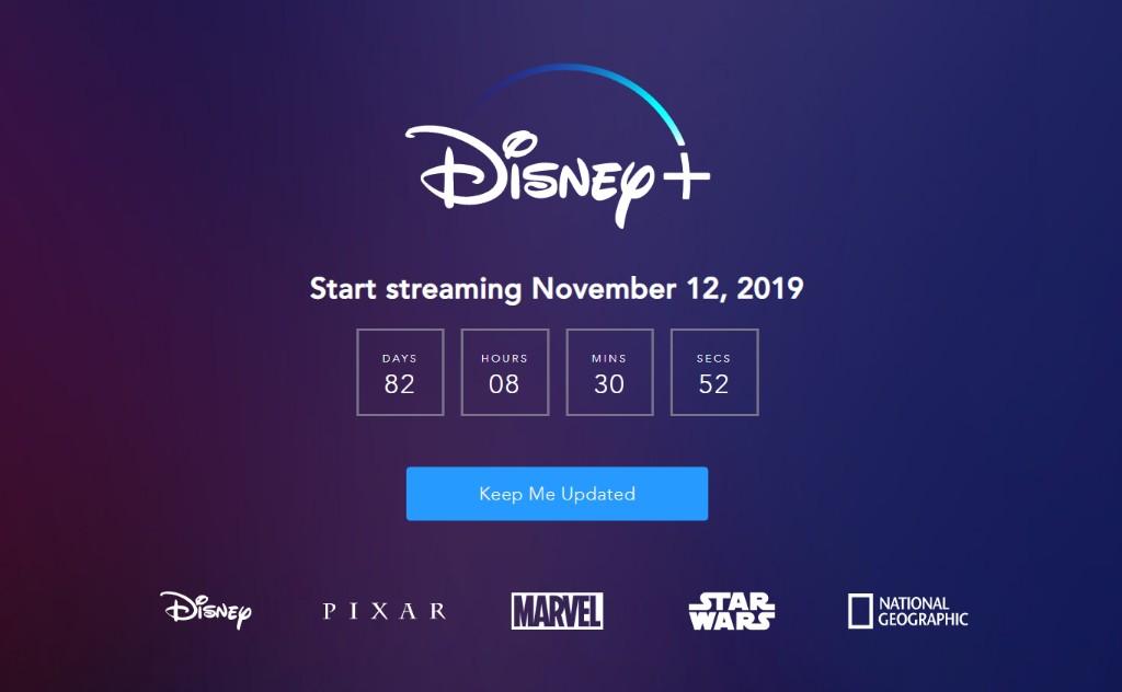 迪士尼影音平台Disney+官網來啦!首波公開「上線時間」粉絲看價格驚呆