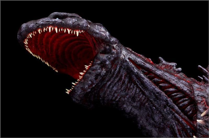 日本終於狂到「把哥吉拉做成吉他」!尾巴就是琴頸...按下「神秘鈕」怪獸之王秒覺醒