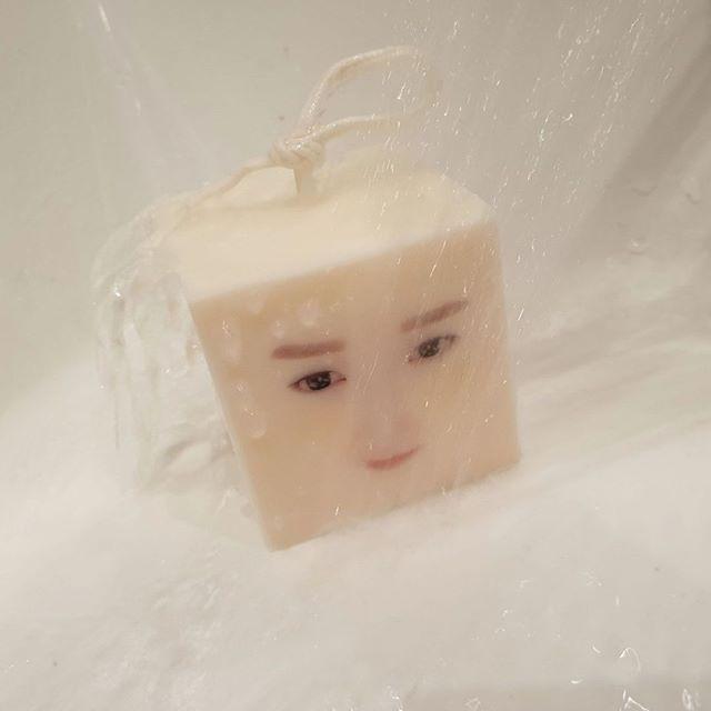 韓國最新搞怪禮物「把最好朋友的臉→香氛蠟燭」 超謎樣實品笑翻全網:收到會絕交XD