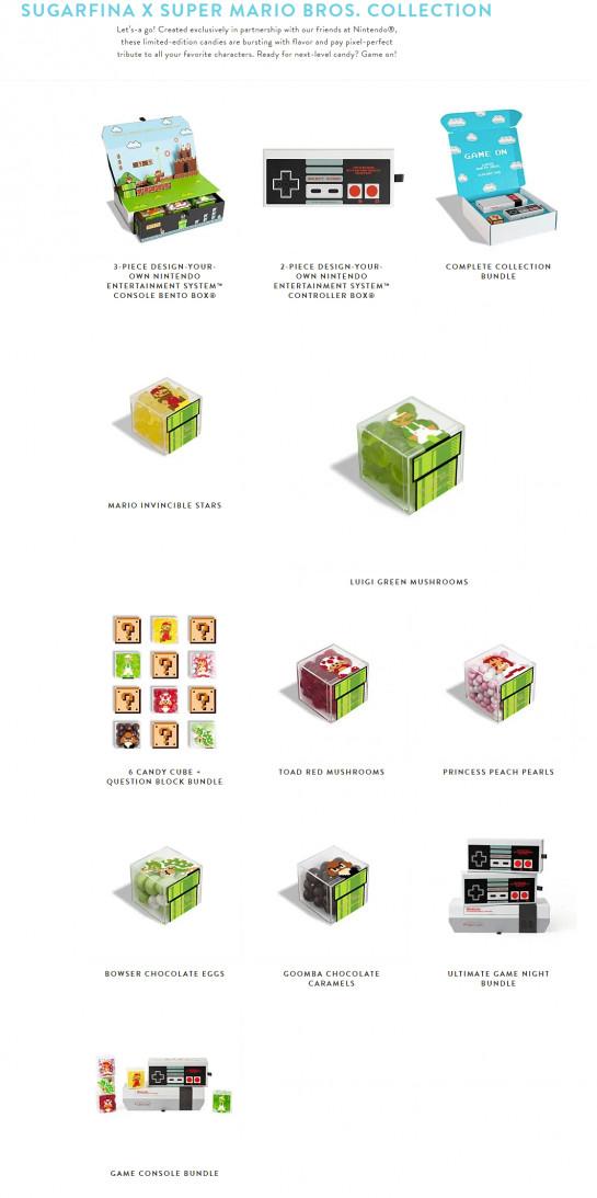 任天堂X糖果潮店推出「瑪莉歐糖果盒」!拉開來「立體關卡」瞬間彈出 還能自挑口味
