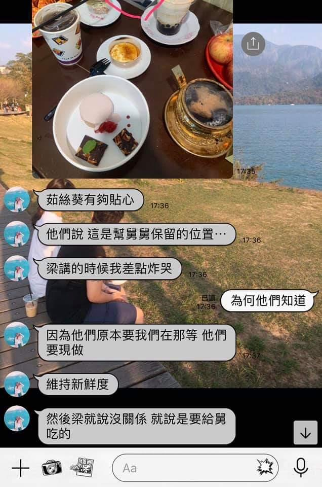 外帶食物給「在天堂的舅舅」吃 牛排館決定「幫他留座位」網友淚崩:超暖QQ