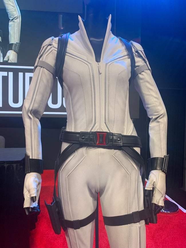 漫威公佈《黑寡婦》全新海報!全新戰服「曼妙身材」一覽無遺 「重量級」反派角色也曝光