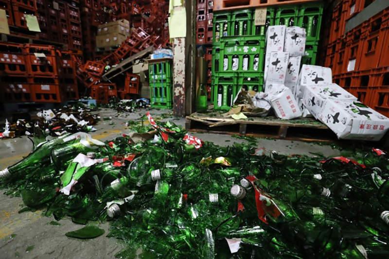 日酒廠推出「因地震而爆紅的酒」被瘋傳 超神秘商品「連老闆也不知道」裡面是什麼!