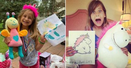 廠商把小朋友塗鴉「實體化做成娃娃」被讚爆 老爸變成「迷你玩偶」網驚呆:跟本尊一樣!