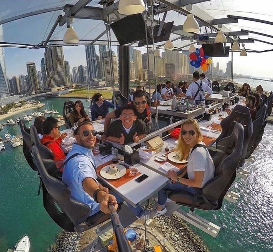 20張讓你質疑「杜拜真的存在於地球上?」的杜拜奢侈生活照!網崩潰:貧窮限制了我的想像
