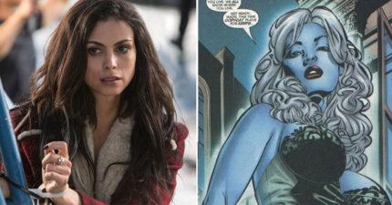 原來死侍女友也是「超能變種人」?新角色「模仿貓」登場...凡尼莎準備黑化!