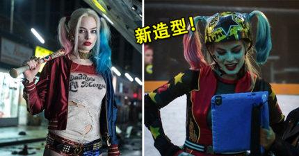 《猛禽小隊》小丑女又有新造型!下半身衣著「尺度超大」粉絲嗨翻 但哈莉奎茵卻超討厭?