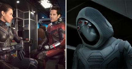 《蟻人與黃蜂女》的反派幽靈還活著?外媒爆漫威總裁已簽約 可能比《蟻人3》更快登場!
