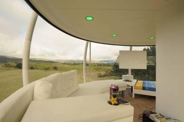 工程師打造空中房子「天球」爆紅 曝光内部「超豪華設計」成本卻低到傻眼!