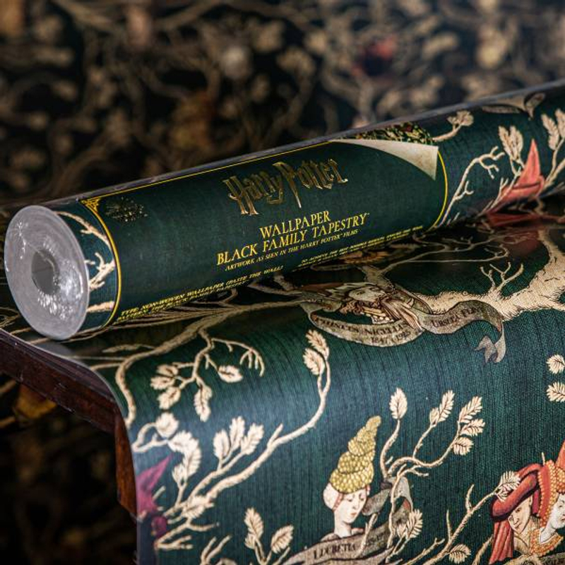 《哈利波特》推5款魔法風壁紙!神還原會動的預言家日報 麻瓜也能把房間變霍格華茲❤