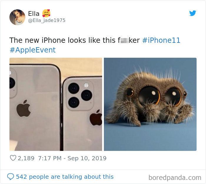 15張推特鄉民「開酸i11設計」的爆笑圖!「看到價錢的表情」跟三鏡頭相似度太高