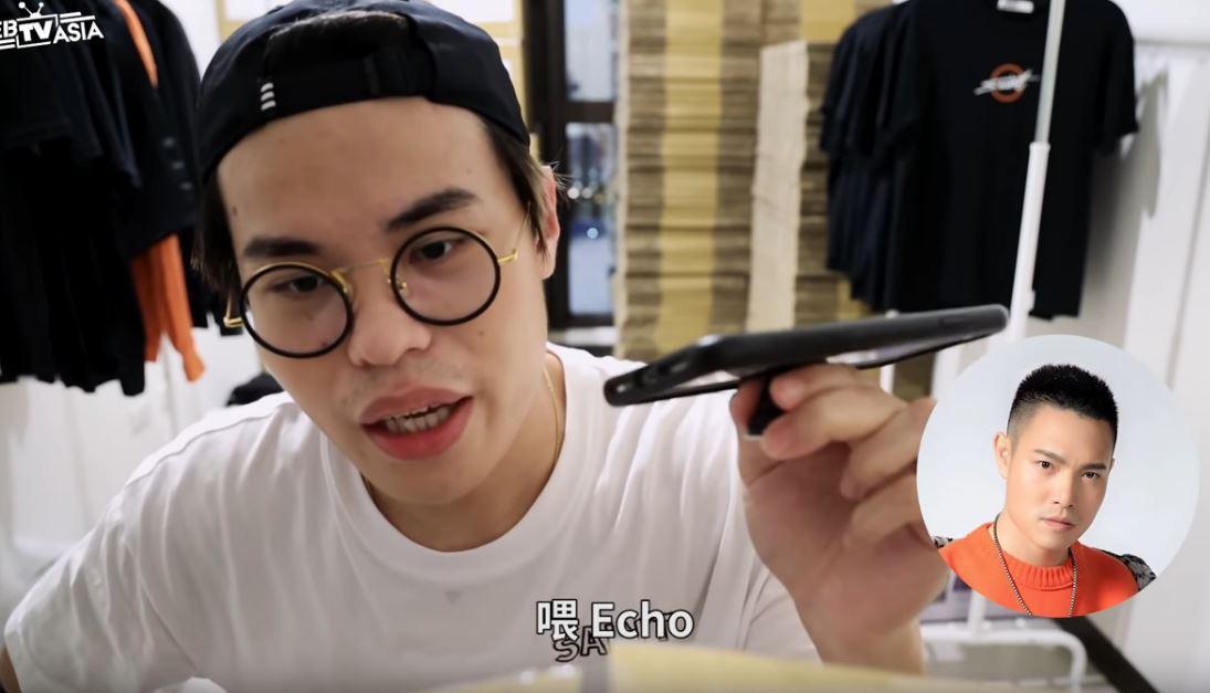 影/聖結石「電話惡整好友」假裝有約 成功釣出「阿滴超真實反應」Echo氣到唱RAP!