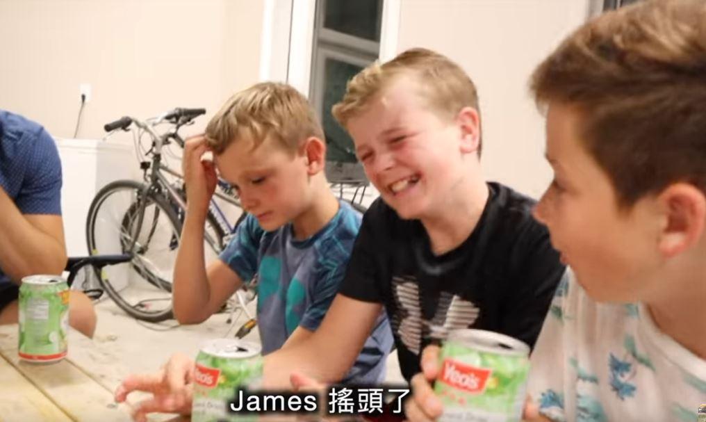 影/美國小孩試喝「台灣經典飲料」反應超震驚 他們「最崩潰的口味」竟然是早餐必喝款!