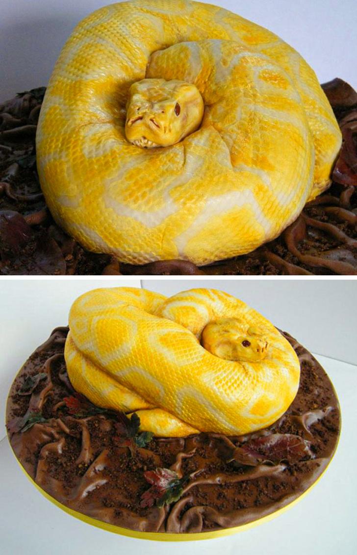22個「讓壽星一秒崩潰」的超奇葩蛋糕 《侏羅紀世界》的恐龍重新復活了!