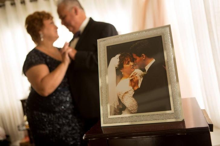 22張「真愛可跨越時間」的震撼戀人照 他們「3歲找到另一半」從此愛一生