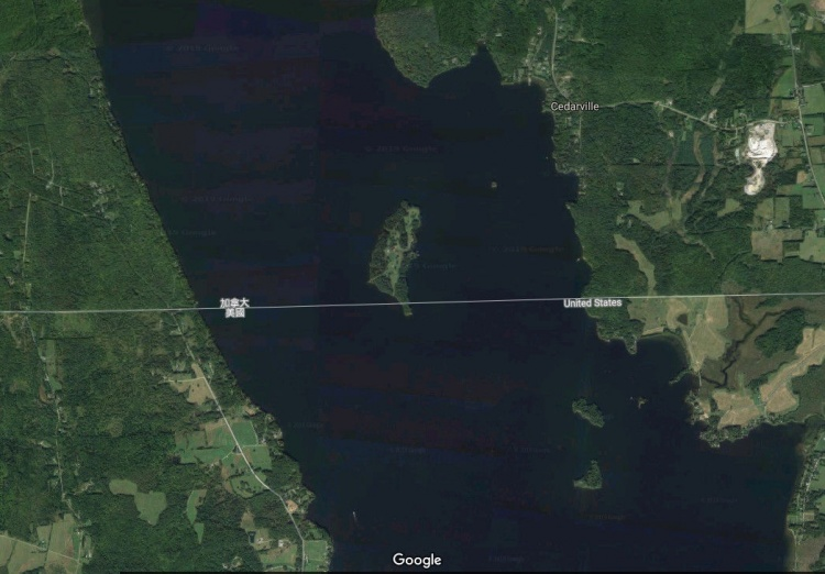 真的有平行宇宙?他放大看衛星地圖…竟發現「平行台灣」全網背脊發涼:相似度超高!