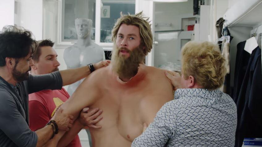 漫威最愛花錢做特效?網曝光「服裝、髮型全用特效」的幕後原因:絕對不是偷懶