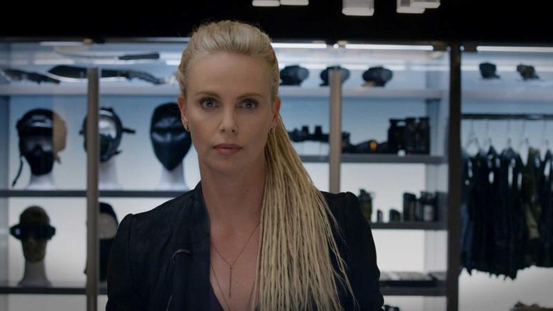 《玩命關頭》大反派「莎莉賽隆」回歸電影曝光新造型!她一頭「霸氣短髮」帥氣爆表