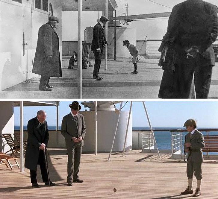 18個證明「電影公司其實超變態」的驚人細節 《鐵達尼號》竟然有一幕是真實畫面?