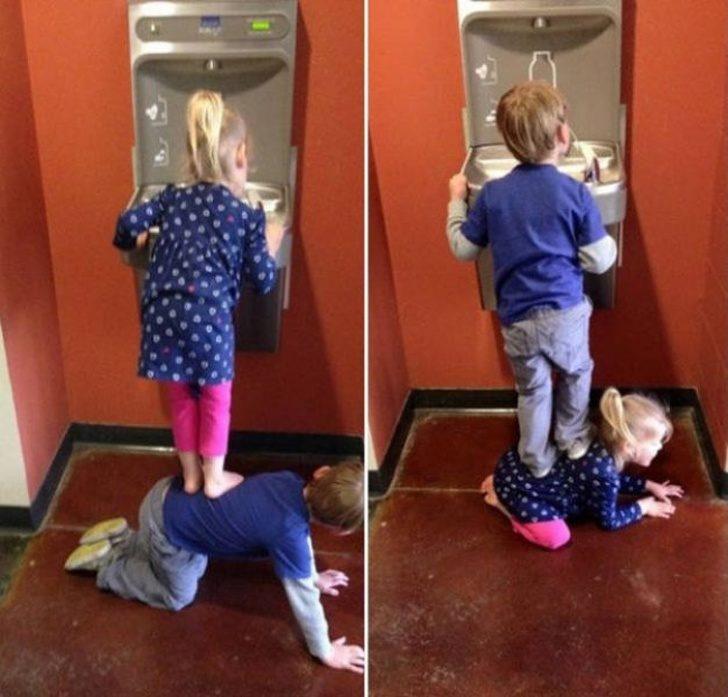 15件「家有兄弟姐妹才能體會」的爆笑蠢事 屁孩弟「把姐姐手機熒幕」換成自己的玉女照!