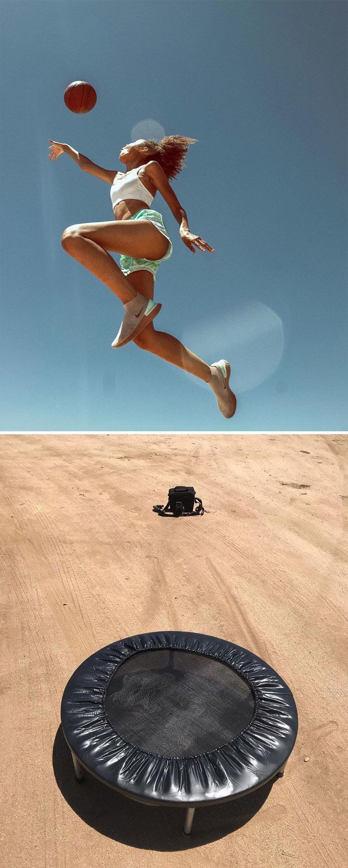 30張證明你也可以當拍照專家的「大師攝影幕後真相」!只要一張床+相框...當名模不是夢