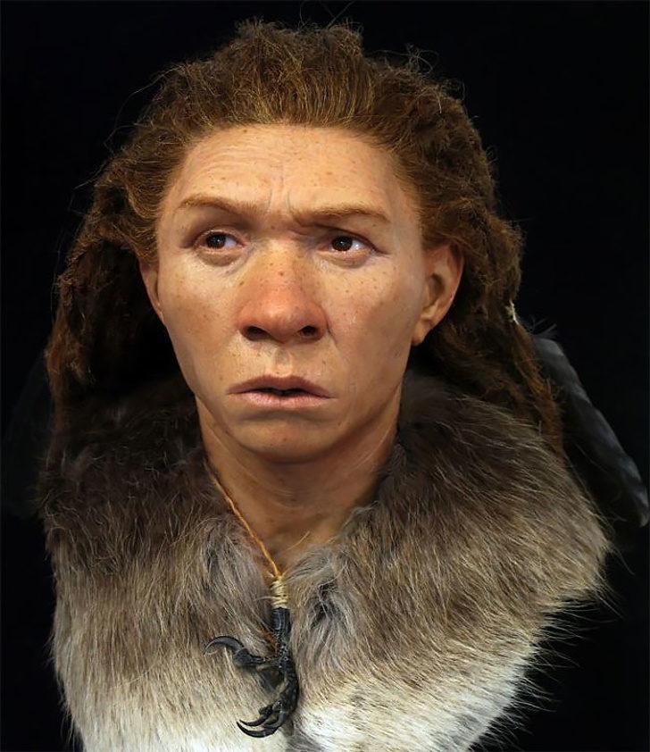 考古雕塑家「還原祖先樣貌」回到過去 透過「DNA分析」連背景都可以找出來!