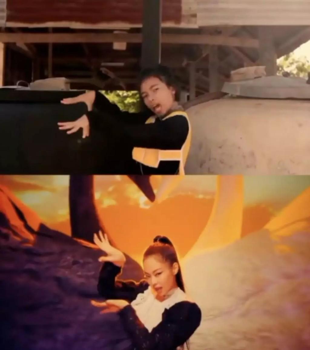 影/國小妹子「模仿BLACKPINK」爆紅!她們用「超低成本還原MV」粉絲推爆:導演竟然是他